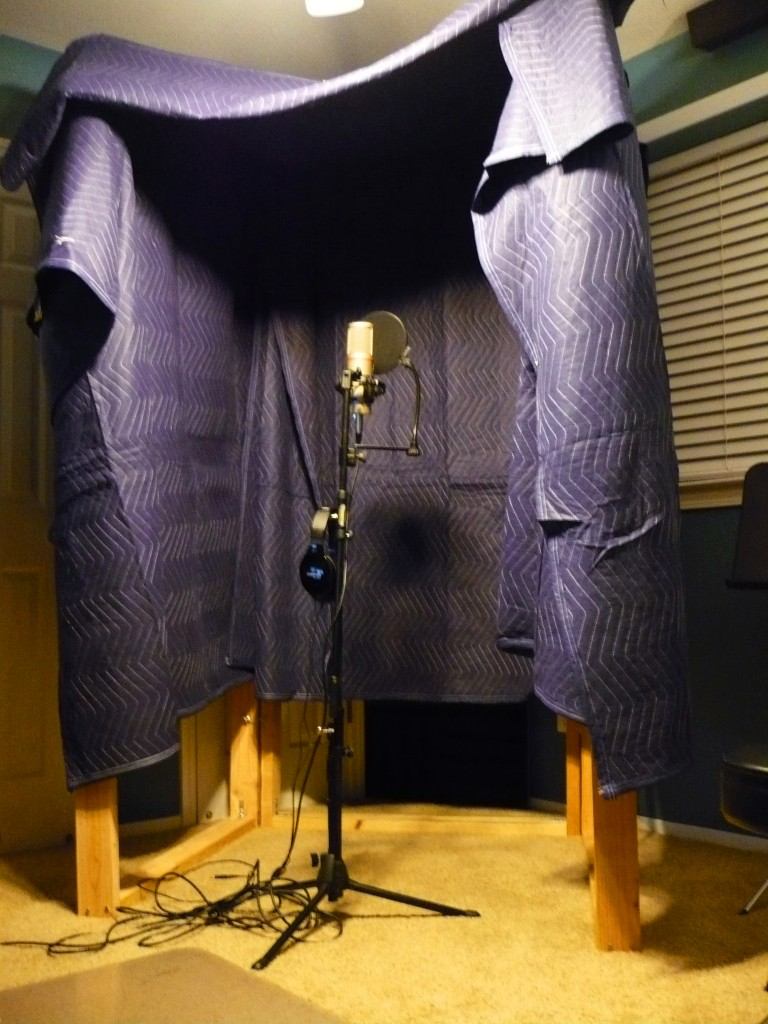 7 Secrets For Getting Pro Sounding Vocals On Home Recordings