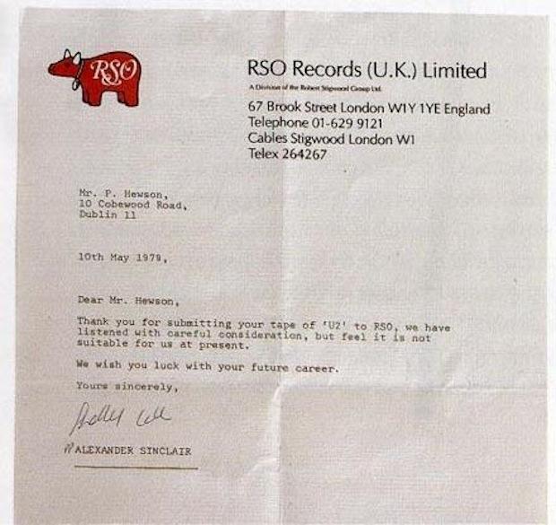 U2-Rejected