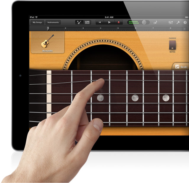 Garageband-iPad-Music-App
