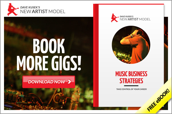 Music Business Strategies eBook