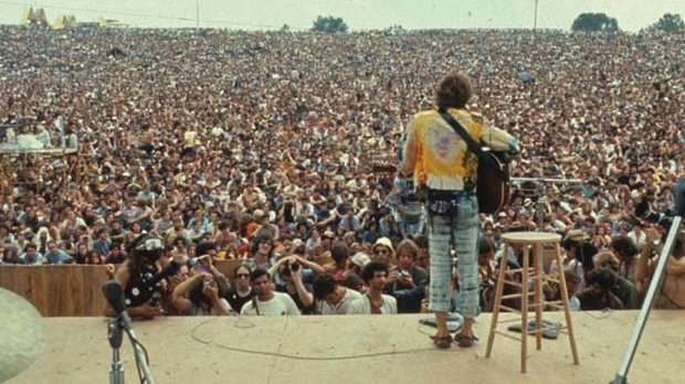 John Sebastian at Woodstock