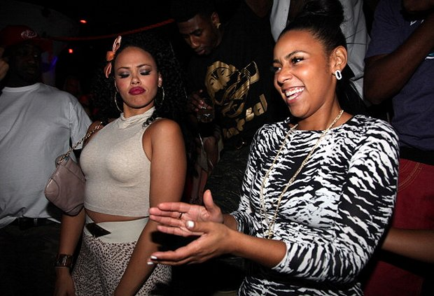 Elle Varner and Publicist