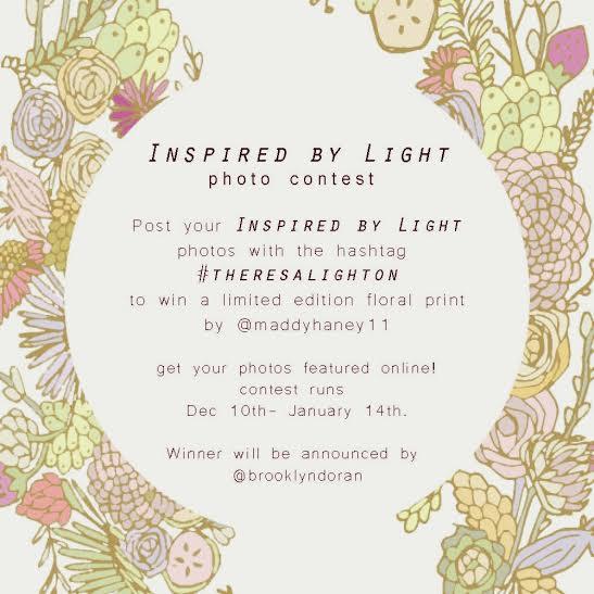 Inspired by light