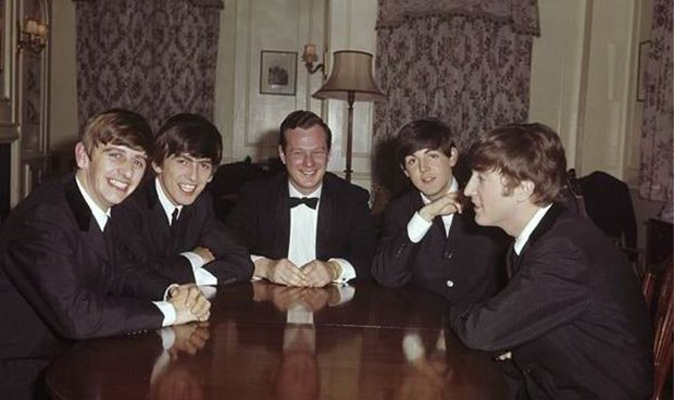 The Beatles and Brian Epstein