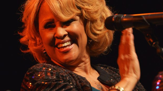 Darlene Love started making her living as a background singer in the 1960s  and was featured in the Oscar-winning documentary 50 Feet From Stardom.