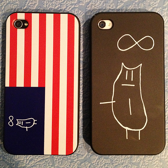 jeffthebrotherhood_infinitycat_iphone_case_diy_independent_bands_rocknroll_creative_merch