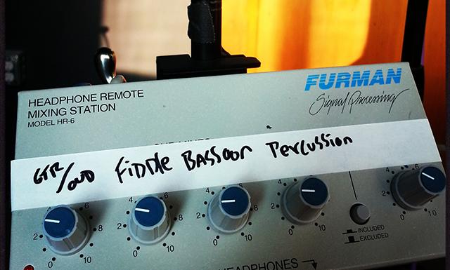Studio_headphone_mixer