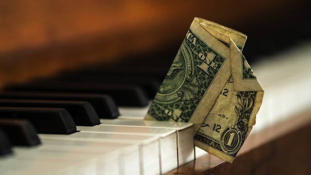 how to make money in the music industry today