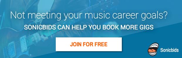 Meet your music career goals.