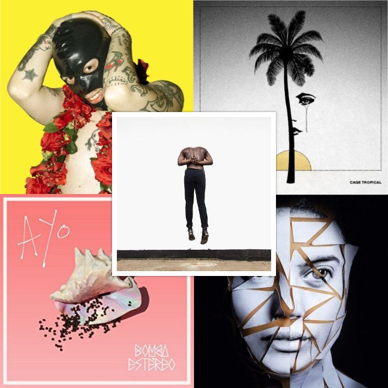 Collage of album covers 2017.jpg