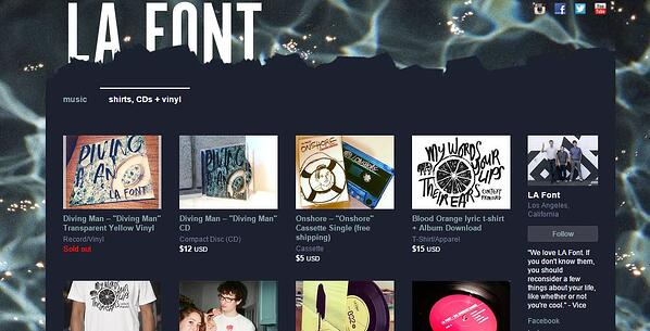 DIY_independent_bands_music_merch_online_shop_big_cartel_promotions_discounts