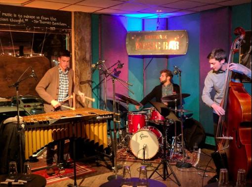 Riverwalk Cafe & Music Bar