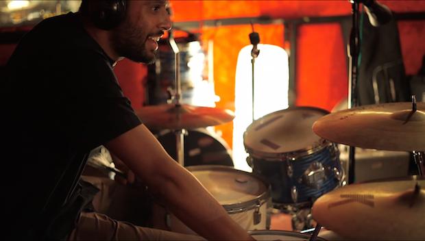 DIY drum recording