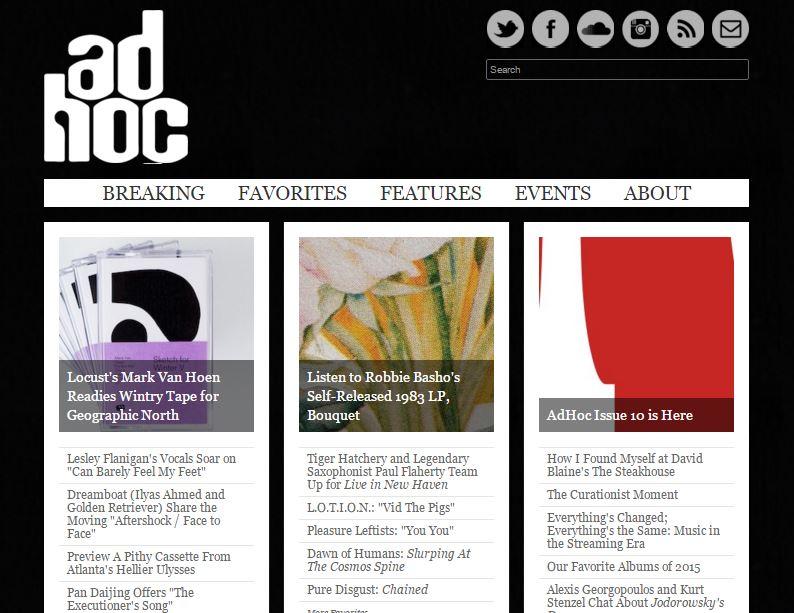 adhoc_outlet_indie_bands_press_underground_independent_music_artists
