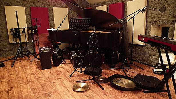 How To Set Up The Ideal Band Rehearsal Space
