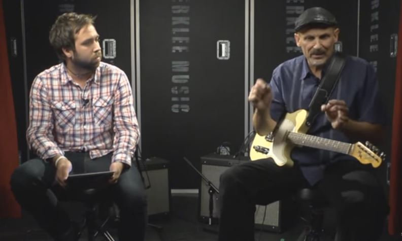 how to play guitar video