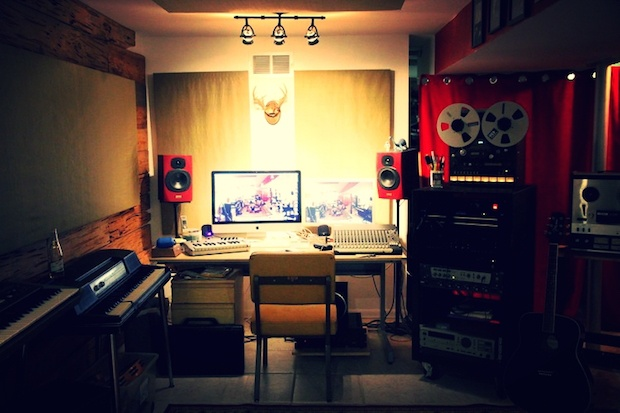 Recording studio in Brooklyn, NY