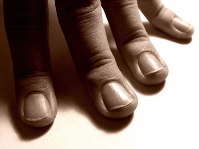 fingersopen