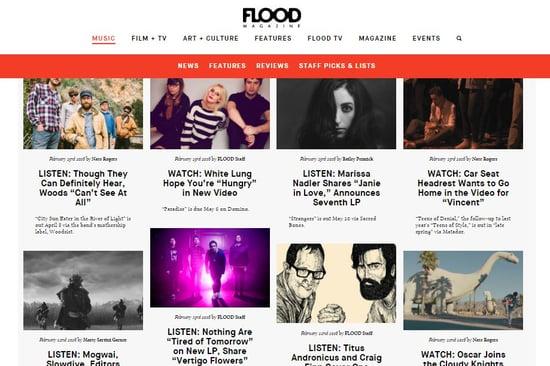 flood_magazine_outlets_indie_bands_artists_press_websites_music_writer