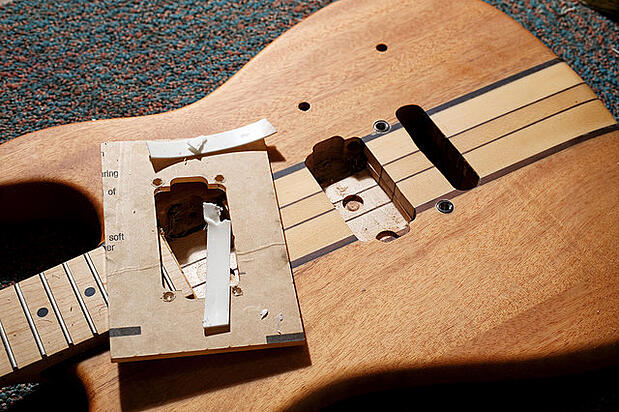guitar surgery right size. Black Bedroom Furniture Sets. Home Design Ideas