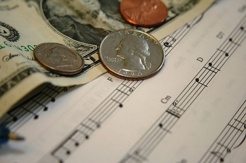 How To Make Money In Music While You're Still Waiting For Your Career To Take Off