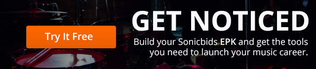 Try Sonicbids For Free