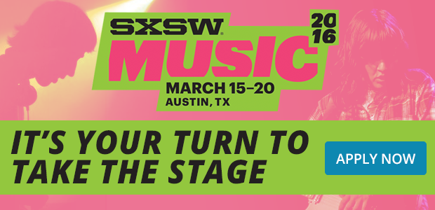 Take the Stage at SXSW
