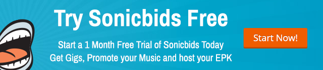 1 month of Sonicbids for free