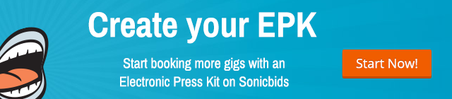 Create your Electronic Press Kit