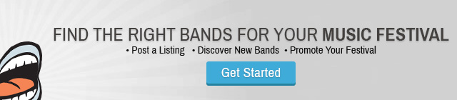 Find Bands for Your Festival