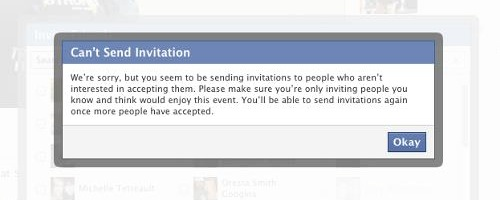 invites_facebook_maximum_limit_boost_reach_views_bands_artists_gigs_shows