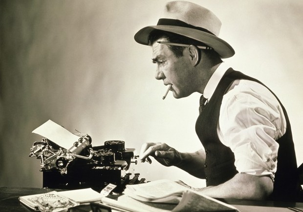 old-time-reporter