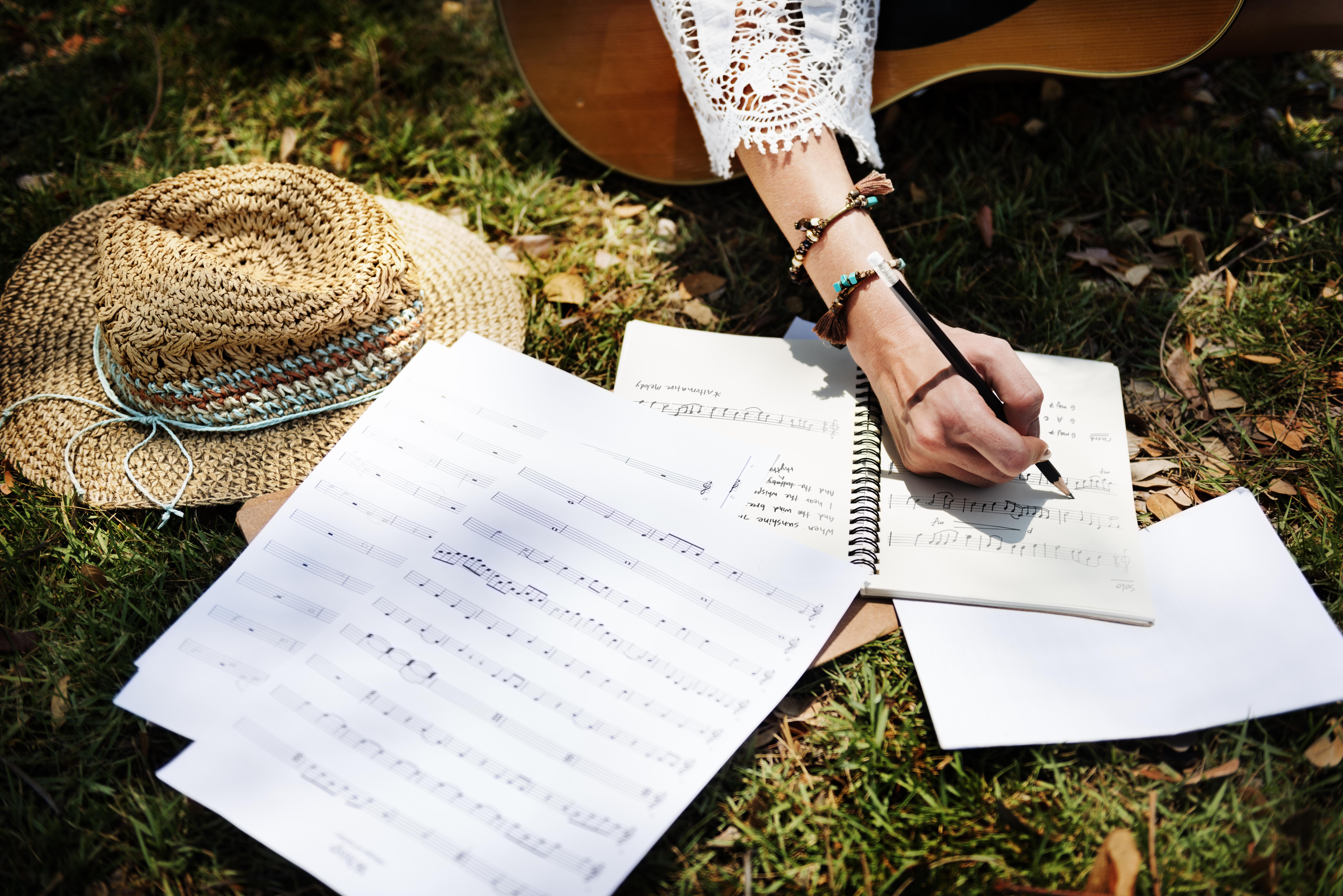 Organized Songwriter