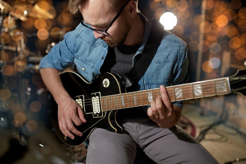 Electric Guitar on Flipboard