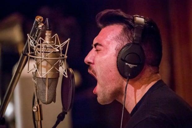 singer_recording_studio